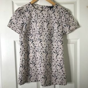 French Connection silky blouse size S